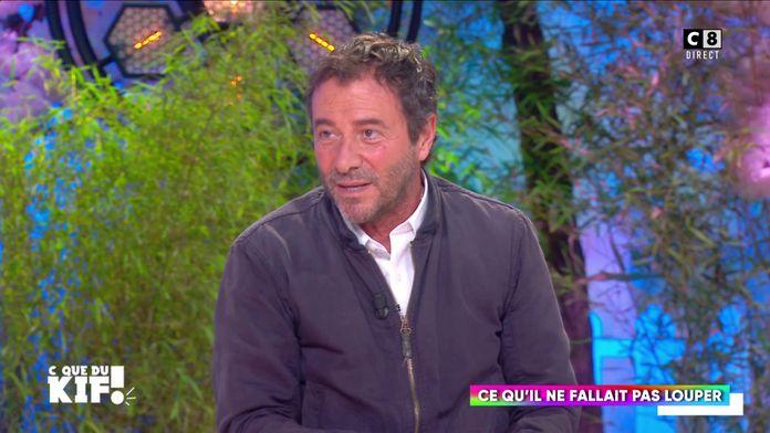 """Bernard Montiel : """"On m'a proposé d'animer le jeu """"Slam"""" sur France 3, mais ça ne me plaisait pas"""""""