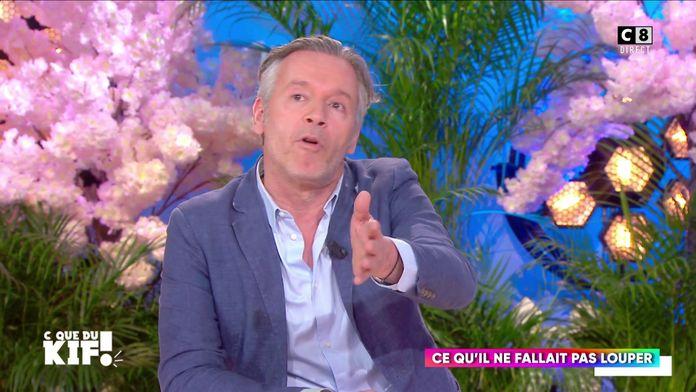 Jean-Michel Maire raconte ses galipettes dans l'avion