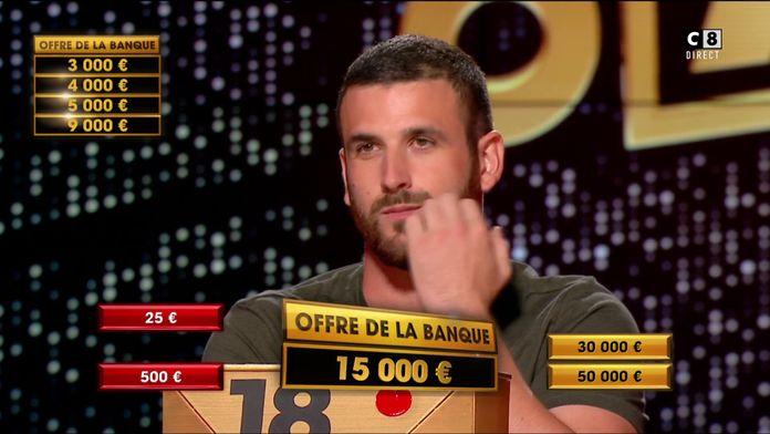 """La tension est insoutenable pour Anthony avec une proposition très généreuse de """"La Pince"""""""