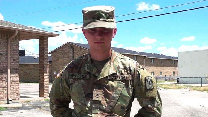 Soldats transgenres dans l'armée américaine