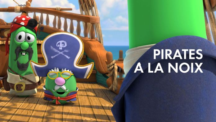 Pirates à la noix