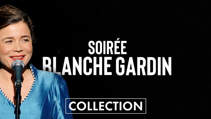 Soirée Blanche Gardin