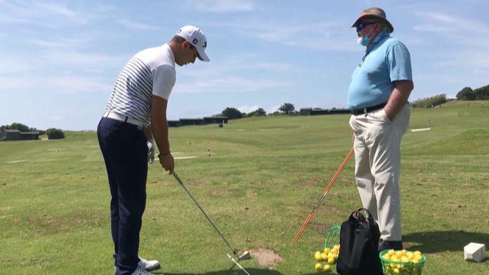Mike Magher l'école de la rigueur : Golf+ Le Mag