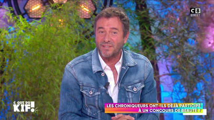 """Bernard Montiel : """"J'ai défilé pour Paco Rabanne et Kenzo"""""""
