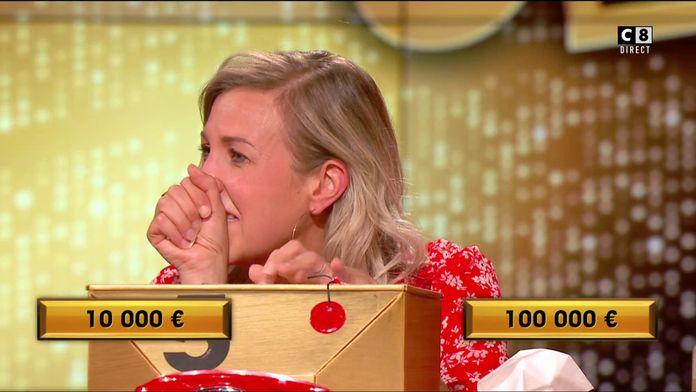 Audrey va-t-elle repartir avec les 100 000 euros qui sont encore en jeu ?