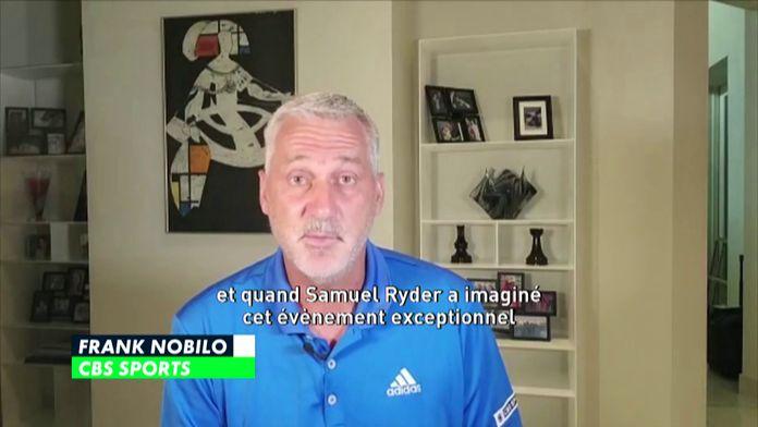 """Nobilo : """"Organiser la Cup sans ces amoureux...est un manque de respect : Ryder Cup 2020"""