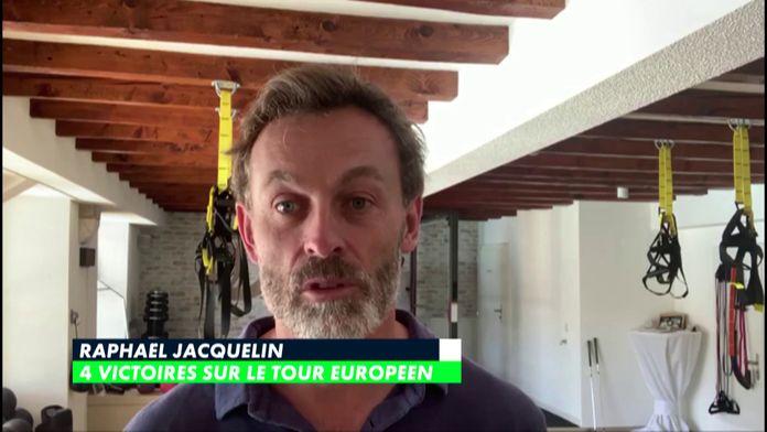 Raphael Jacquelin dans l'expectative sur le calendrier : Reprise European Tour