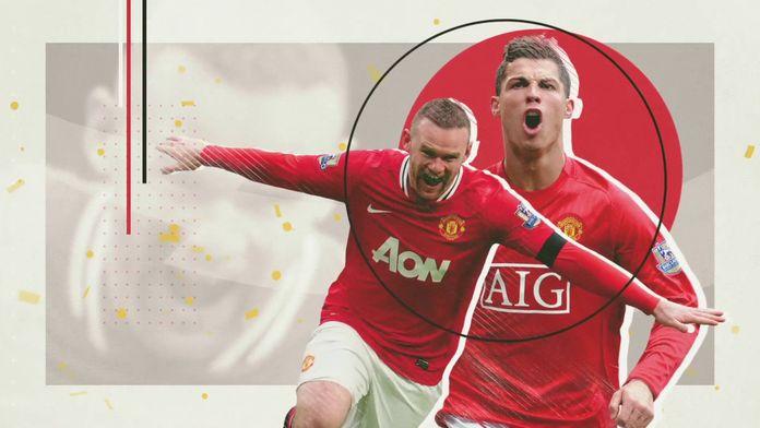 Les plus beaux buts de l'histoire de Manchester United : Premier League