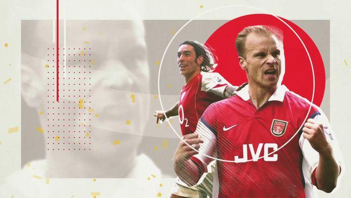 Les plus beaux buts de l'histoire d'Arsenal : Premier League