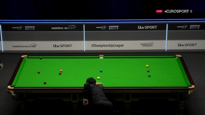 SNOOKER : Snooker's Championship League