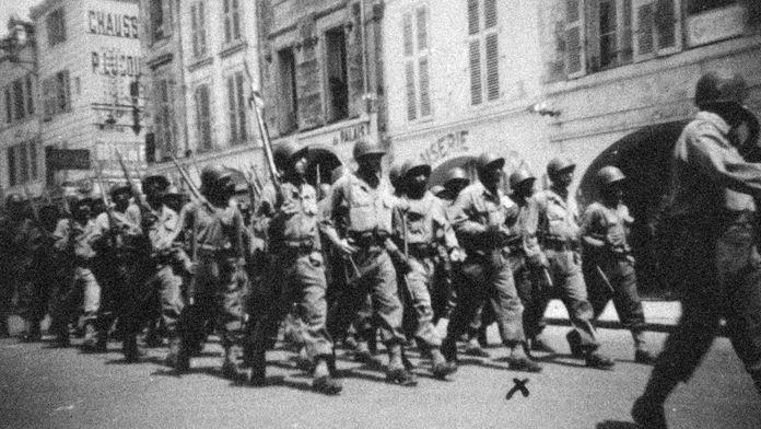 Antilles, la guerre oubliée