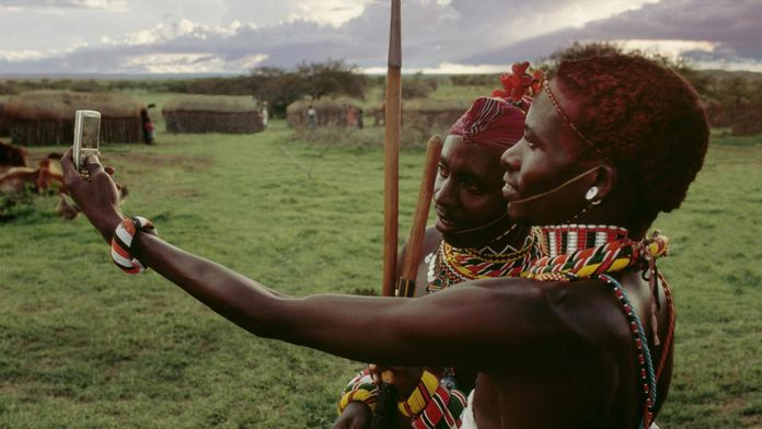 Photographing Africa with Harry Hook