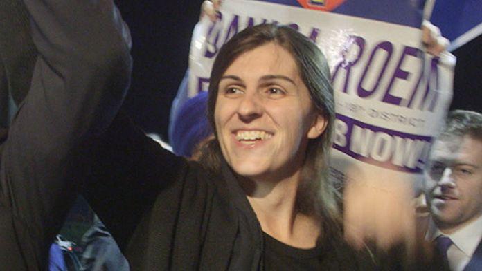 La première élue ouvertement transgenre de Virginie