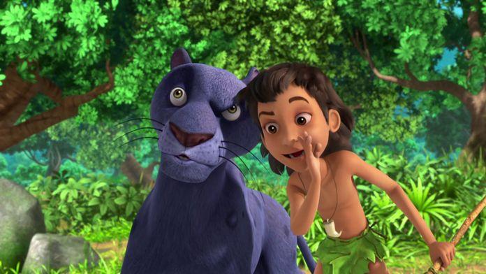 Un vrai petit Mowgly