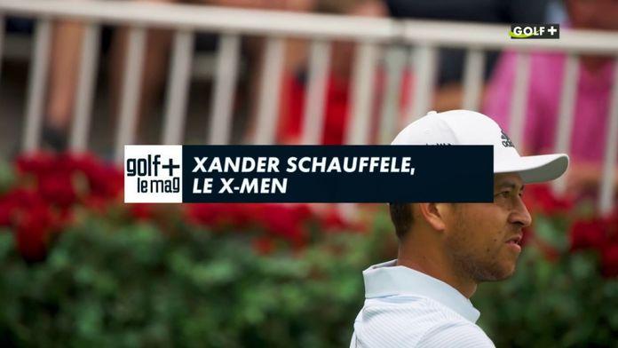 Xander Schauffle, le X-MEN : Golf+ Le Mag