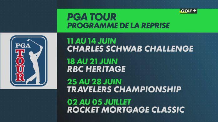 Le programme de reprise : Golf+ Le Mag