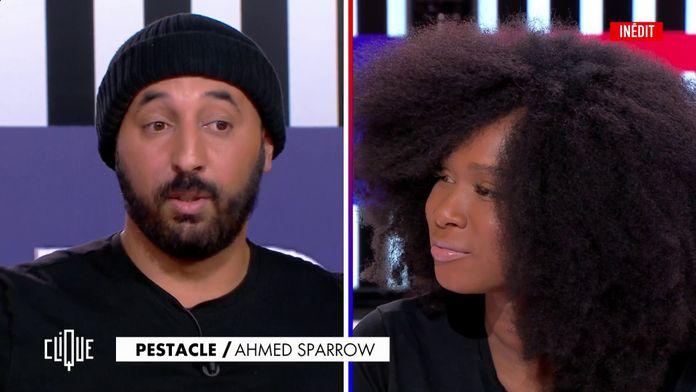Ahmed Sparrow soutient Assa Traoré