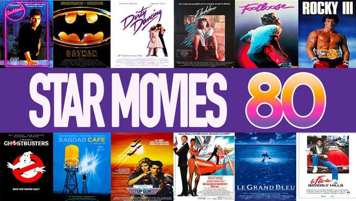 STAR MOVIES 80