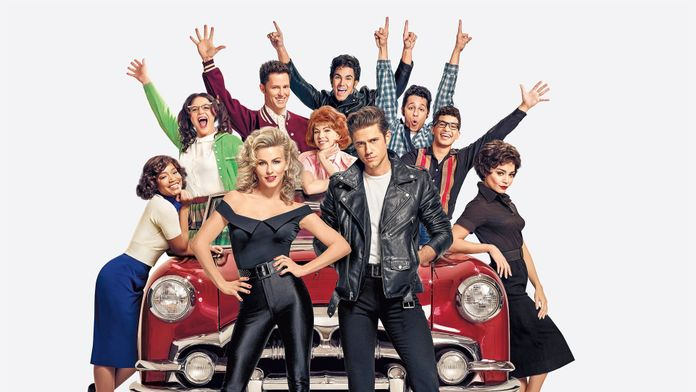 Grease Live !