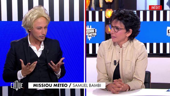 Samuel Bambi est Brice Hortefeuj