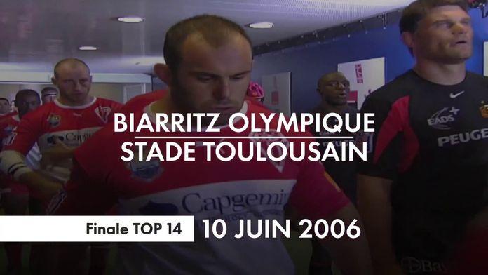 Retour sur la finale TOP 14 en 2012 - Il y a 14 ans jour pour jour : Retro - Rugby - Anniversaire