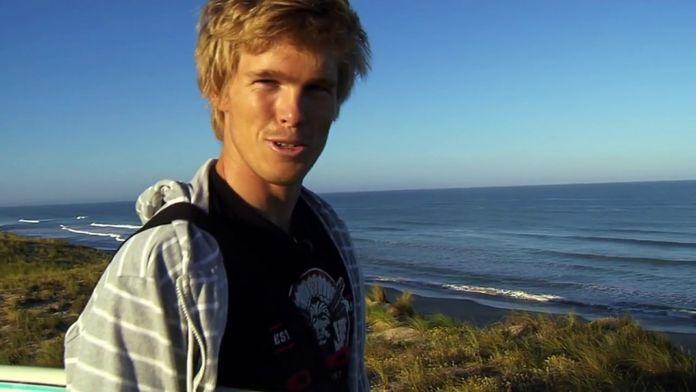 """Blair Connor, à la rencontre du """"rugbyman surfeur"""" : Retro - Rugby - Retraite"""