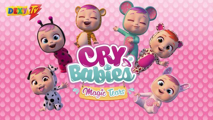 Cry Babies, larmes magiques : la série
