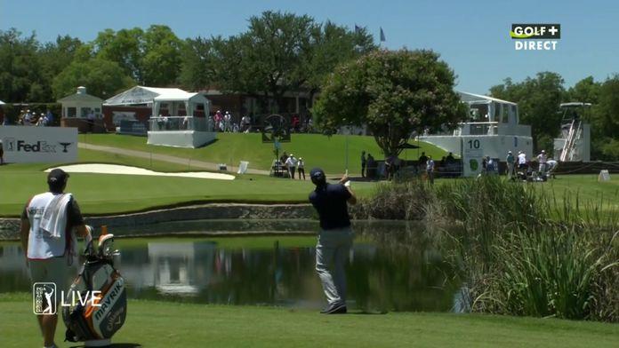 Phil Mickelson précision extrême - Charles Schwab Challenge : PGA Tour Charles Schwab Challenge