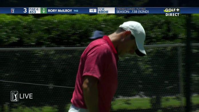 Rory bonne ligne mais trop court - Charles Schwab Challenge : PGA Tour Charles Schwab Challenge