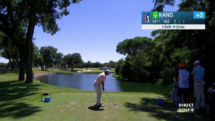 Incroyable trou en un de Kang - Charles Schwab Challenge : PGA Tour Charles Schwab Challenge
