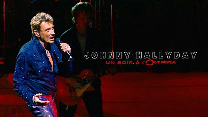 Johnny Hallyday : Un soir à l'Olympia