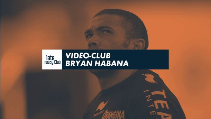 Bryan Habana : Late Rugby Club - Video Club
