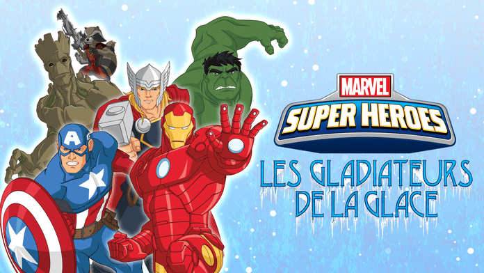Marvel Super Heroes : Les Gladiateurs de la glace