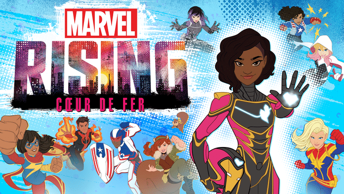 Marvel Rising : Ironheart