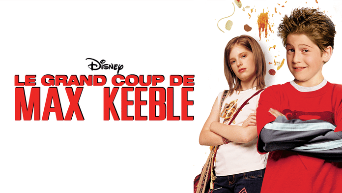 Le Grand Coup de Max Keeble