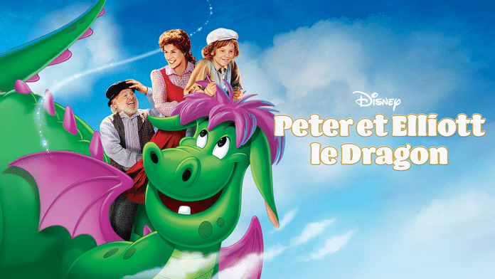 Peter et Elliott le Dragon (1977)