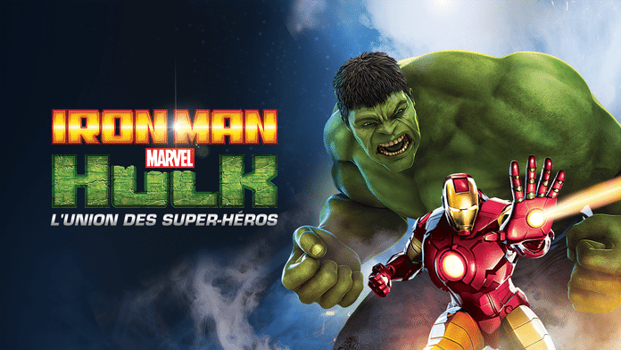 Iron Man & Hulk : l'union des Super-héros