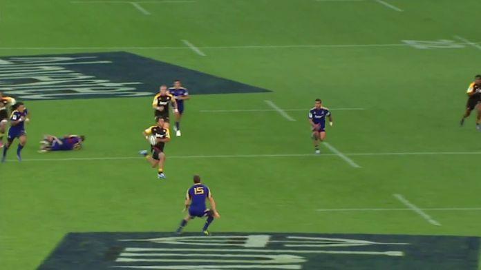 Tim Nanai-Williams, le virevoltant samoan : Retro - Rugby - Anniversaire