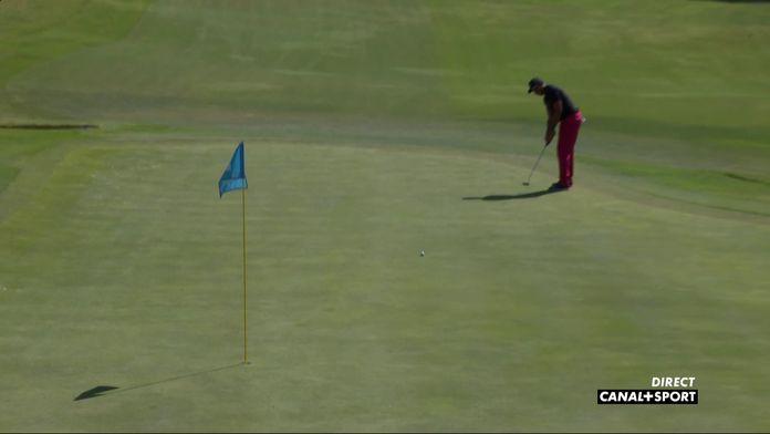 Magistral putt pour le cut de Jhonattan Vegas - Charles Schwab Challenge : PGA Tour - Charles Schwab Challenge