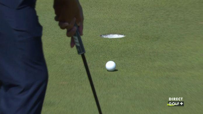 Xander Schauffele se dirige vers le birdie ou pas ? - Charles Schwab Challenge : PGA Tour - Charles Schwab Challenge