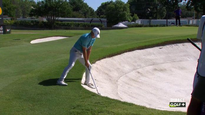 Jordan Spieth a de l'or dans les mains , la preuve - Charles Schwab Challenge : PGA Tour - Charles Schwab Challenge