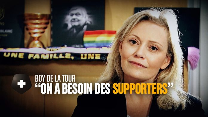 "Nathalie Boy de la Tour : ""On a besoin des supporters"" : Canal Football Club"
