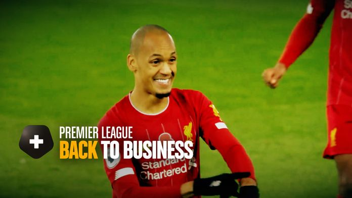 Premier League : back to business ! : Canal Football Club