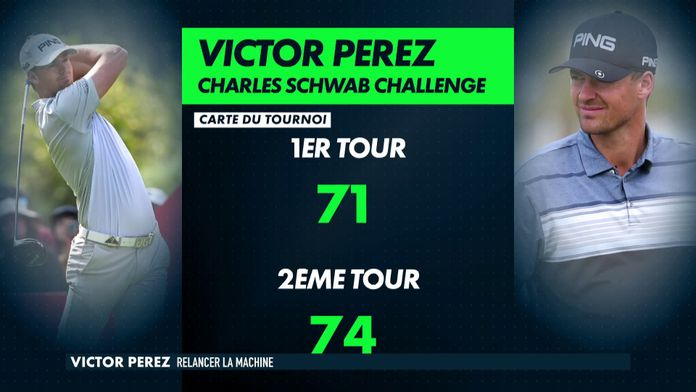 Victor Perez : Relancer la machine : Golf+ le mag