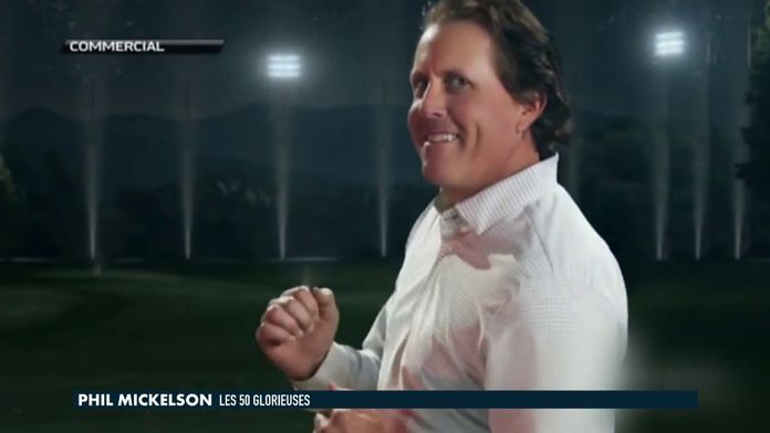 Phil Mickelson les 50 glorieuses : Golf+ le mag