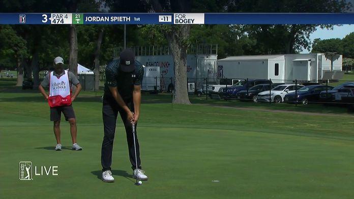 Flop 3 avec le calvaire de Jordan Spieth : Golf+ le mag
