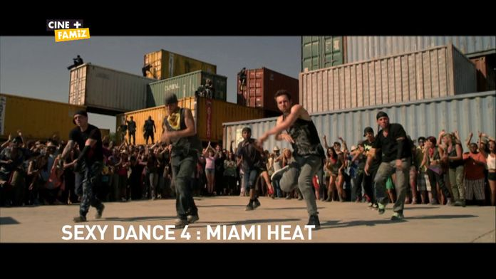 Sexy Dance 4 Miami heat