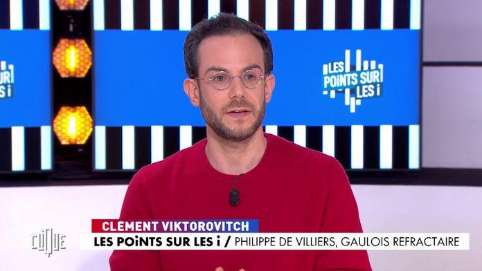 Philippe de Villiers, gaulois réfractaire