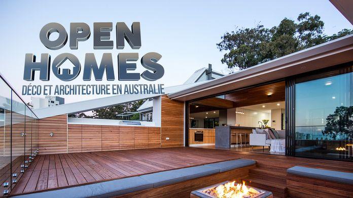 Open Homes : déco et architecture en Australie