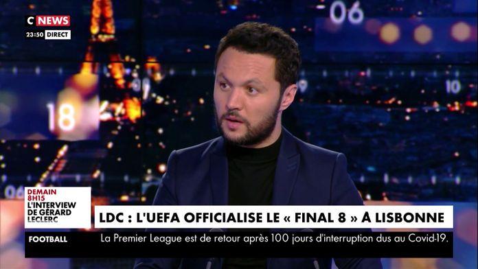 """À quoi va ressembler le """"Final 8"""" ? : Ligue des Champions"""